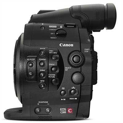 Canon EOS C300 mieten in Mannheim oder Heidelberg? Hier sind Sie richtig.