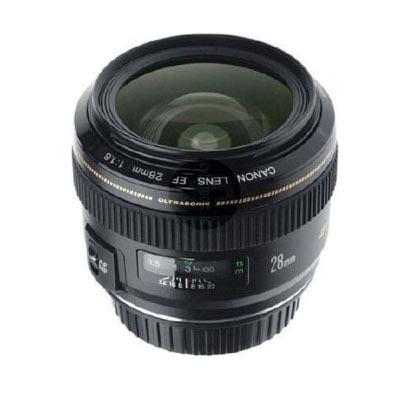 Bei uns können Sie das Canon Objektiv 28mm EF mieten in Mannheim, Heidelberg und Umgebung.