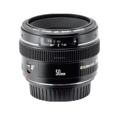 Sie wollen das Canon Objektiv 50mm EF mieten in Mannheim, Heidelberg und Umgebung.