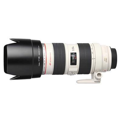 Bei uns mieten Sie das Canon 70-200mm Objektiv für perfekte Teleaufnahmen.