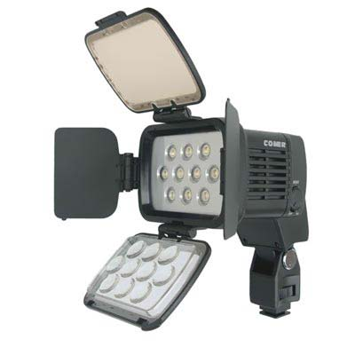 Comer Kopflicht mieten in Mannheim? Hier gibt es das perfekte LED Kopflicht für Ihre professionelle Videoproduktion.