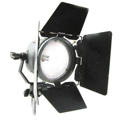 Bei uns können Sie das Cosmolight Scheinwerfer Set mieten, welches Ihnen 3x 650 Watt Lichtausbeute liefert.