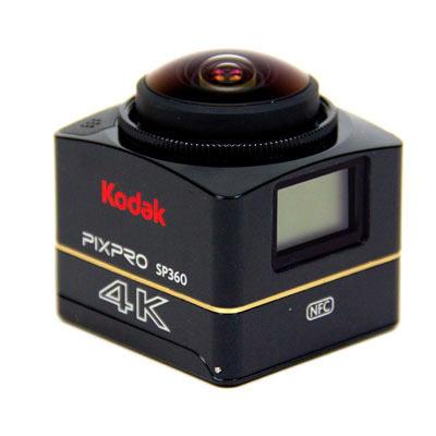 Bei uns können Sie die Kodak Pixpro SP360 4K mieten. Im Bundle. Für perfekte 360 Grad Aufnahmen.