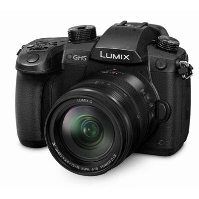 Mieten Sie die Panasonic Lumix GH5 im Kameraverleih Mannheim.