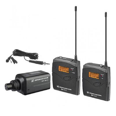Bei uns können Sie das Sennheiser Funkset EW 100 G3 mieten.