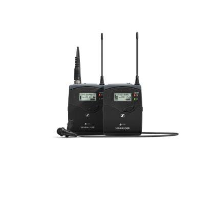 Bei uns können Sie das Sennheiser Funkset EW 100 G4 mieten in Mannheim, Heidelberg und Umgebung.
