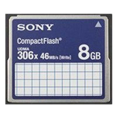 Bei uns können Sie die Sony CF 8GB mieten.
