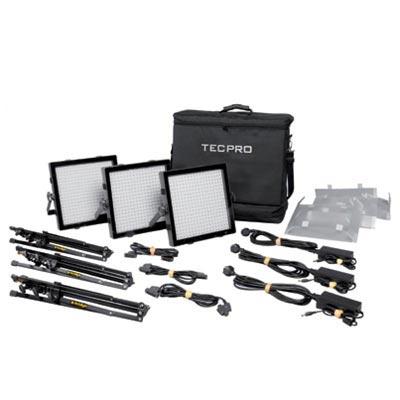 Tecpro FELLONI LED Scheinwerfer Set mieten in Mannheim oder Heidelberg? Wir haben 3 LED Scheinwerfer für Sie.